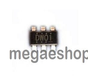 DW01 DW01A Lithium battery protection ic chip