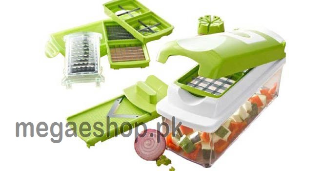 genius nicer dicer plus speedy chopper buy in pakistan. Black Bedroom Furniture Sets. Home Design Ideas
