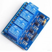 4 Channel Relay Module Relay Expansion Board output 4-way outpu Relay