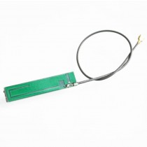 GSM/GPRS/3G Internal circuit board antenna 1.13 line 15cm long IPEX connector (3DBI) Small PCB antenna