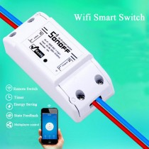 Remote Control Wifi Switch Smart Home Intelligent Wireless Timer Universal Switch for Electrical Devices