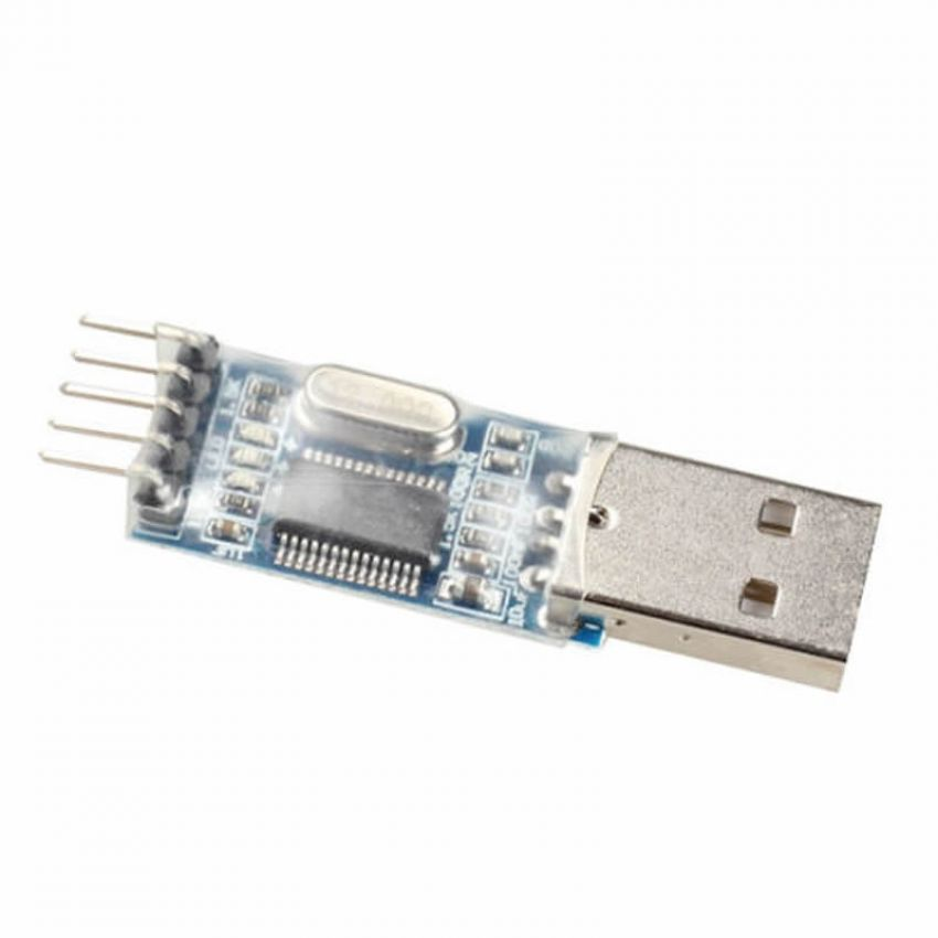 Pl usb to rs ttl converter adapter module for