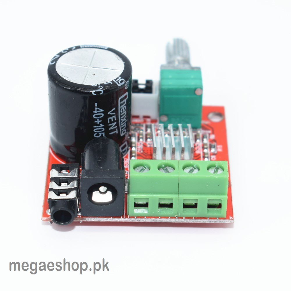 12v Mini Hi Fi Pam8610 Audio Stereo Amplifier Board 2x10w Dual Category Amplifiers Analog Ics Products Tags More Views