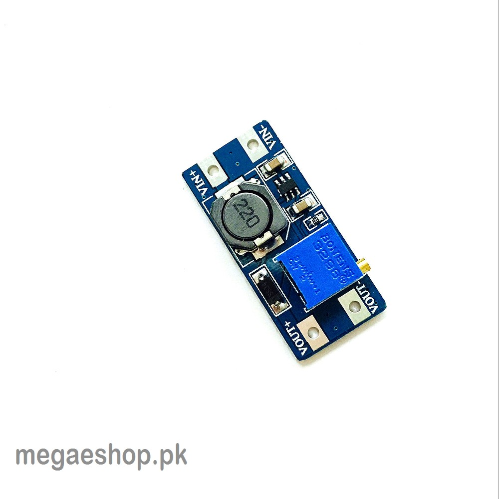 Mt3608 2a Max Dc Step Up Power Module Booster Buy In To Circuit More Views