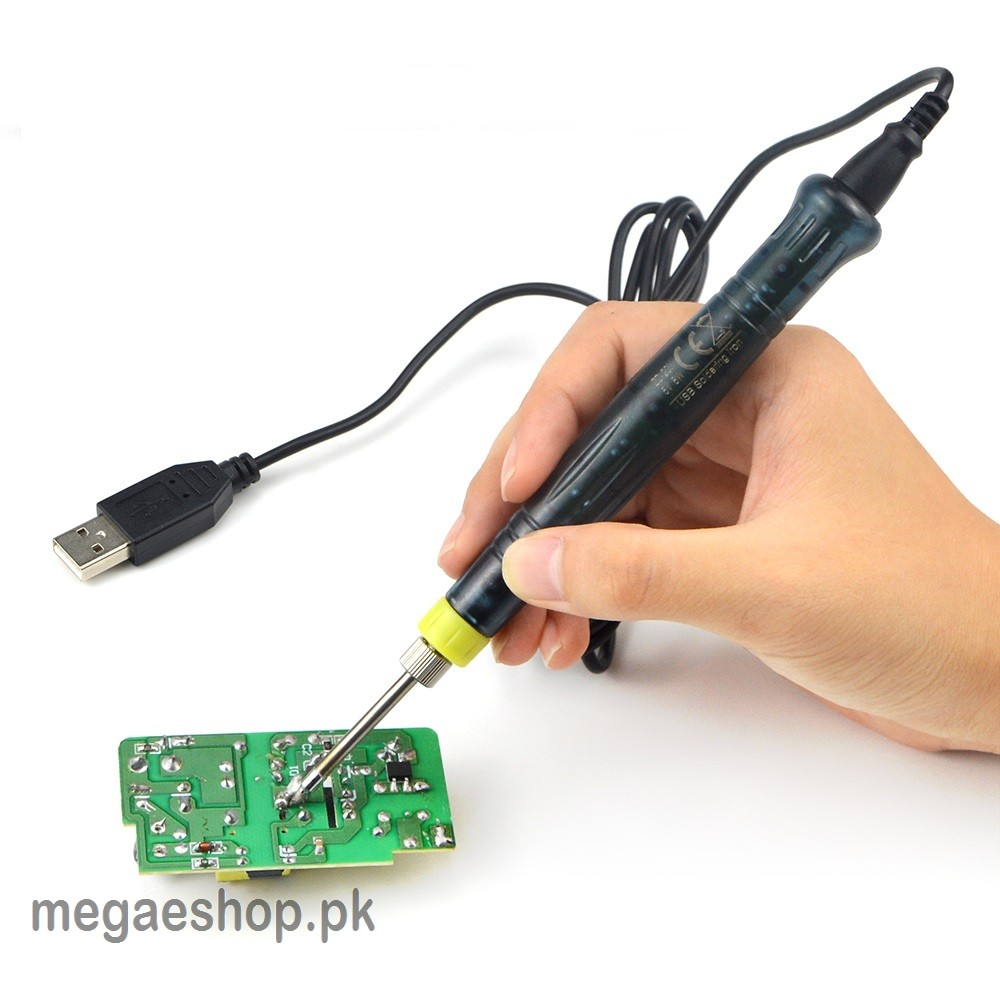 mini electronic tool usb gadgets usb soldering iron pen 5v 8w led indicator buy in pakistan. Black Bedroom Furniture Sets. Home Design Ideas