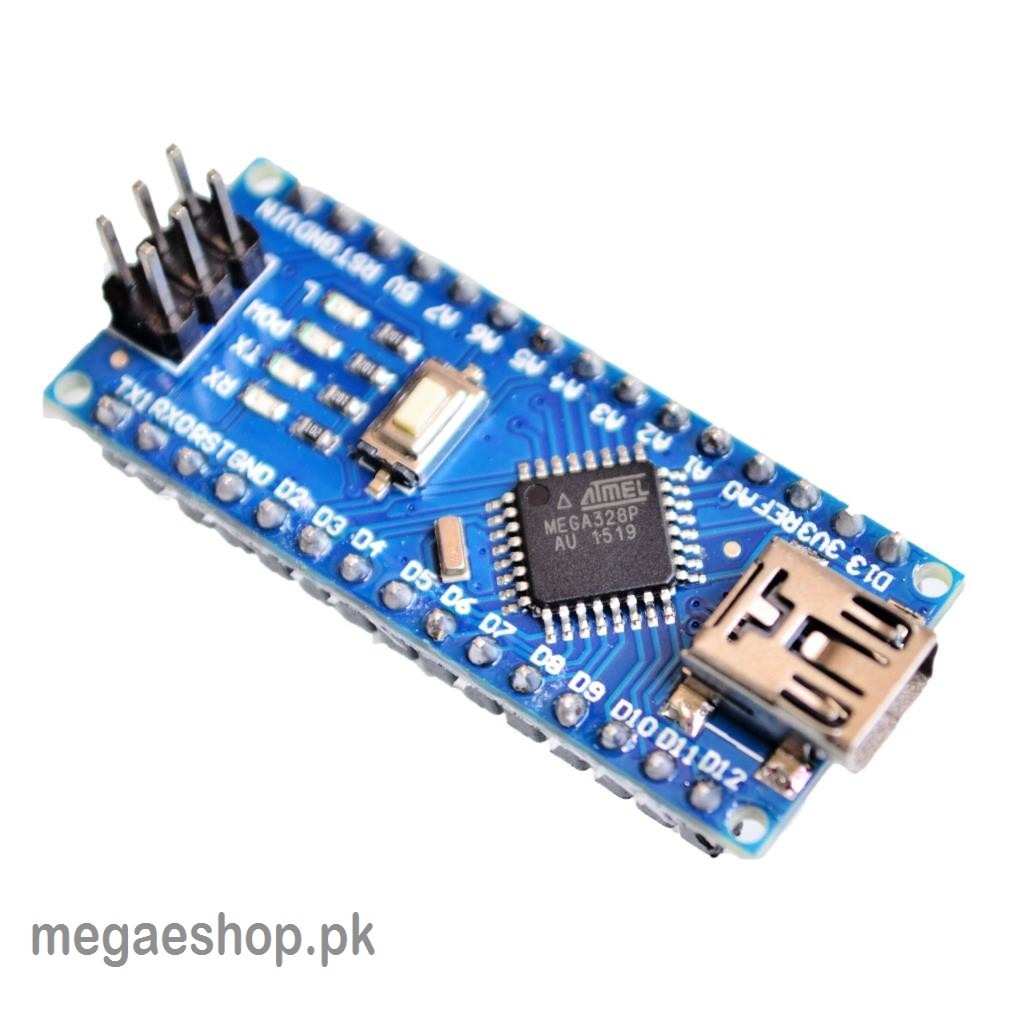 Arduino nano atmega with ch usb cable buy