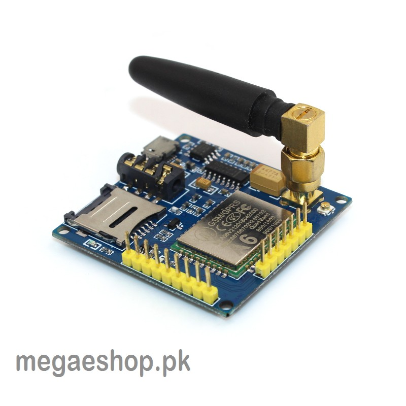 Gsm Gprs A6 Module Development Board Wireless Data
