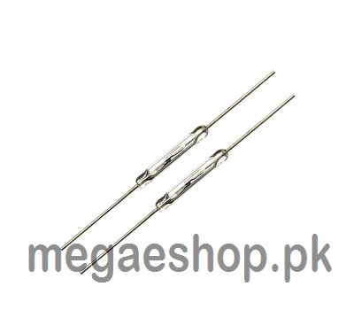 Y213 Reed Switch 10W Normally Open Magnetic Induction Switch 2x14mm