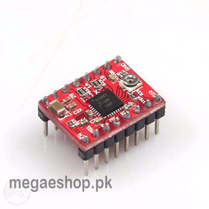 Stepper Driver A4988 Module with Heat sink