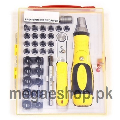 35 in 1 Multifunctional Precision Screwdriver Set Repair Tool Kit BST-2888