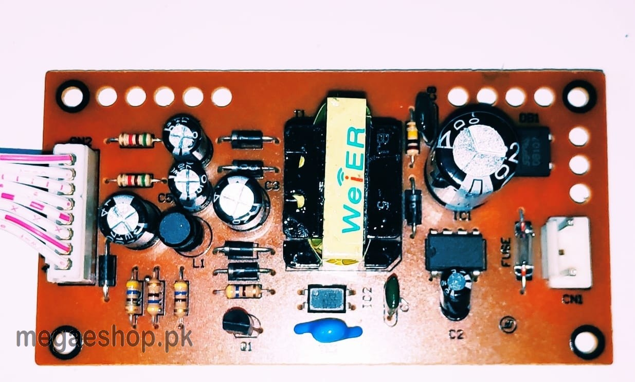 Circuit Diagram Of Smps Power Supply
