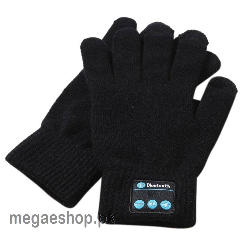 BLUETOOTH TALKING TOUCHSCREEN GLOVES