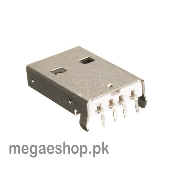 USB 2.0 MALE SOCKET TYPE A 4PIN connector