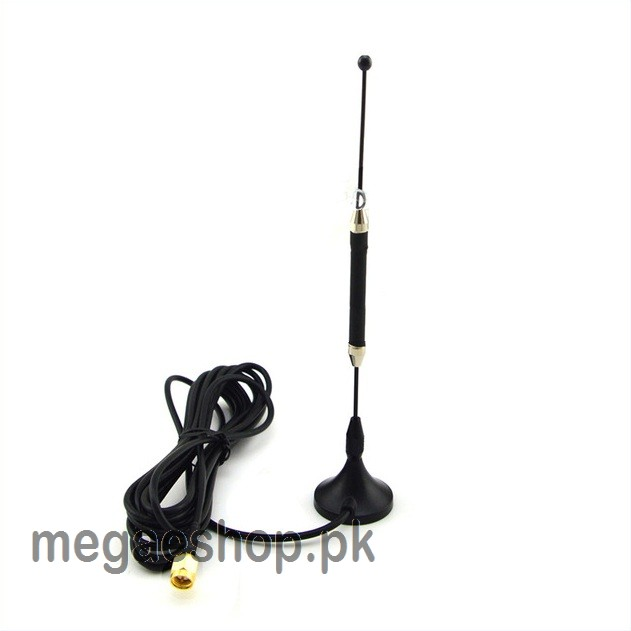 4G Antenna Omnidirectional 10dbi LTE Aerial 698-960/1700-2700Mhz SMA with Magnetic Base