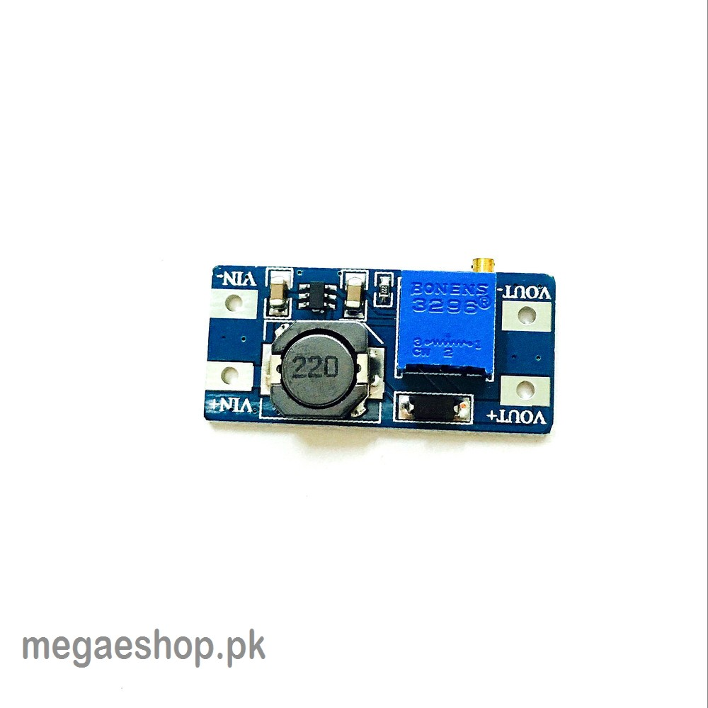 MT3608 2A Max DC-DC Step Up Power Module Booster Power Module