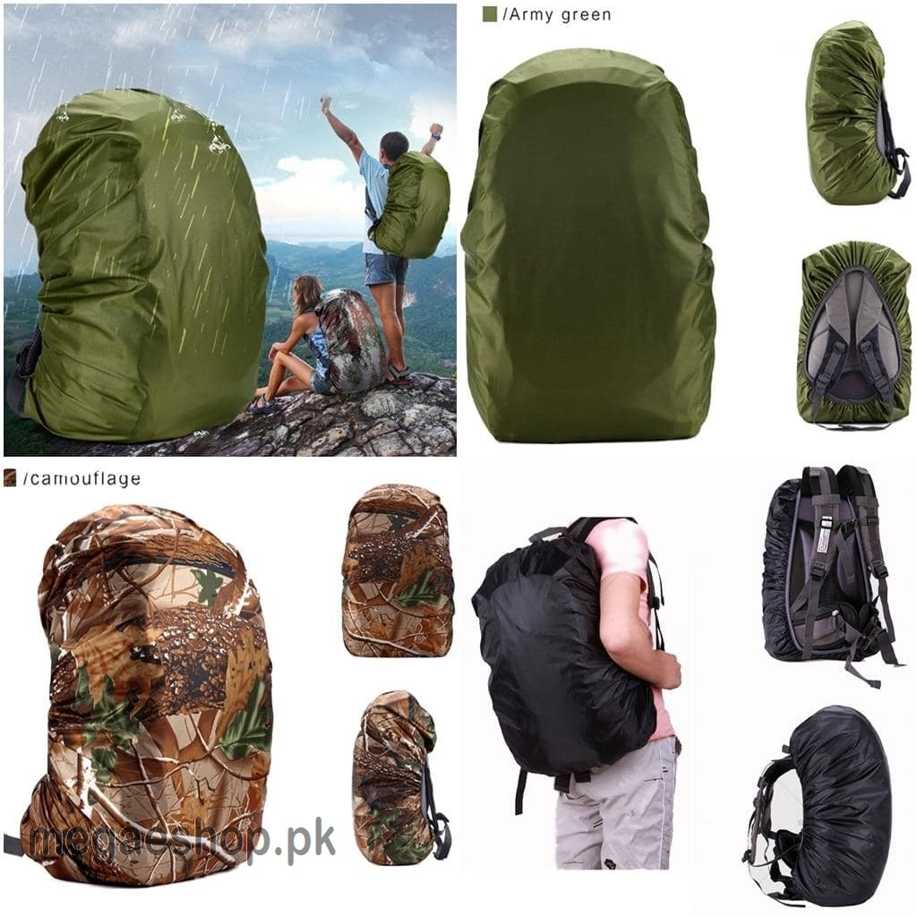 Backpack Cover - Dust and WaterProof Travel Bag Cover - 35L