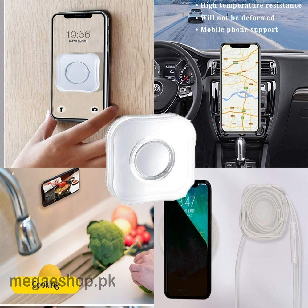 Magic stickers Nano without trace Magic Nano pasta Casual rubber pad wall stickers for kitchen car phone holder Gel paste