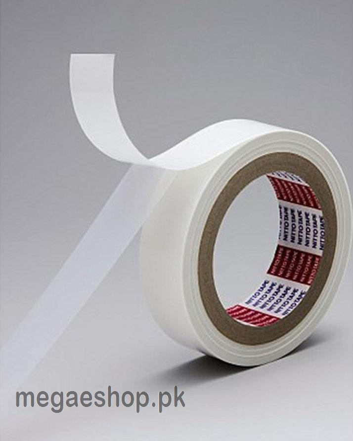 Double Sided Tissue Tape 1 inch - Double Sided Strong Tape