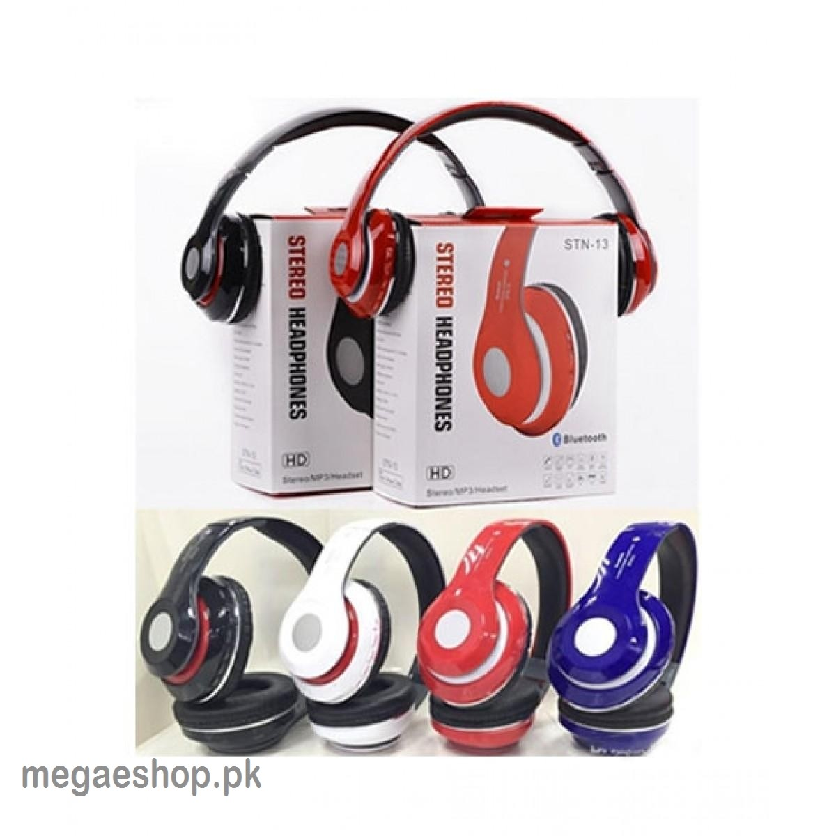 Beats STN-13 Wireless Bluetooth Headphones FOR PC AND SMART PHONES