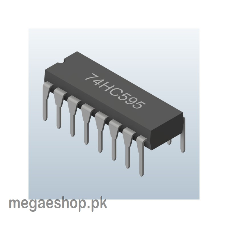 SN74HC595N 74HC595N 74HC595 DIP-16 SHIFT REGISTER IC