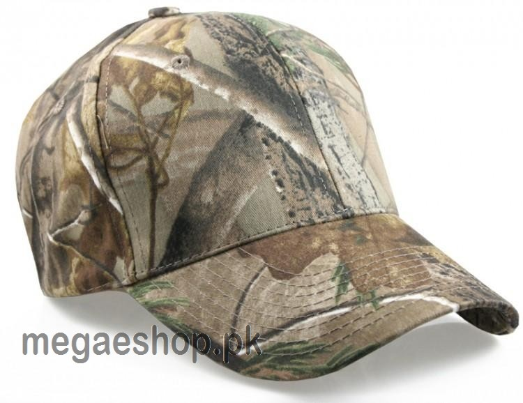 Duck Head Mix Camo Cap - Travel, Camping, Hiking