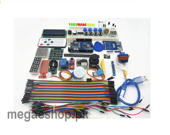 Arduino Upgraded version of the Stater kit UNO R3 KIT RFID learn Suite LCD  1602 for arduino kit