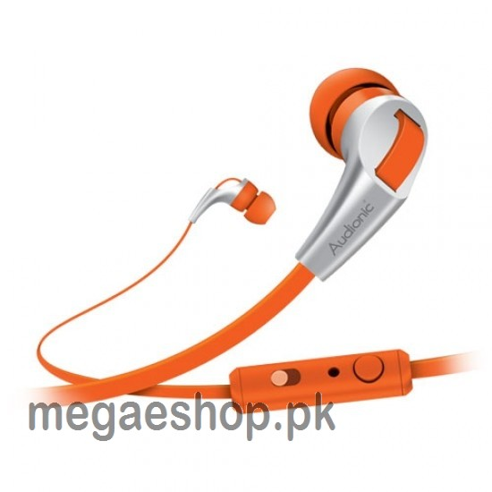 Audionic Thunder Universal Earphone With Extra Bass – T-30