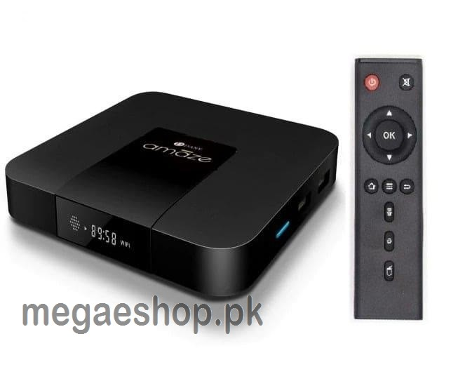 Dany Android Smart Tv Box 4K amaze AX-50 2GB+16GB