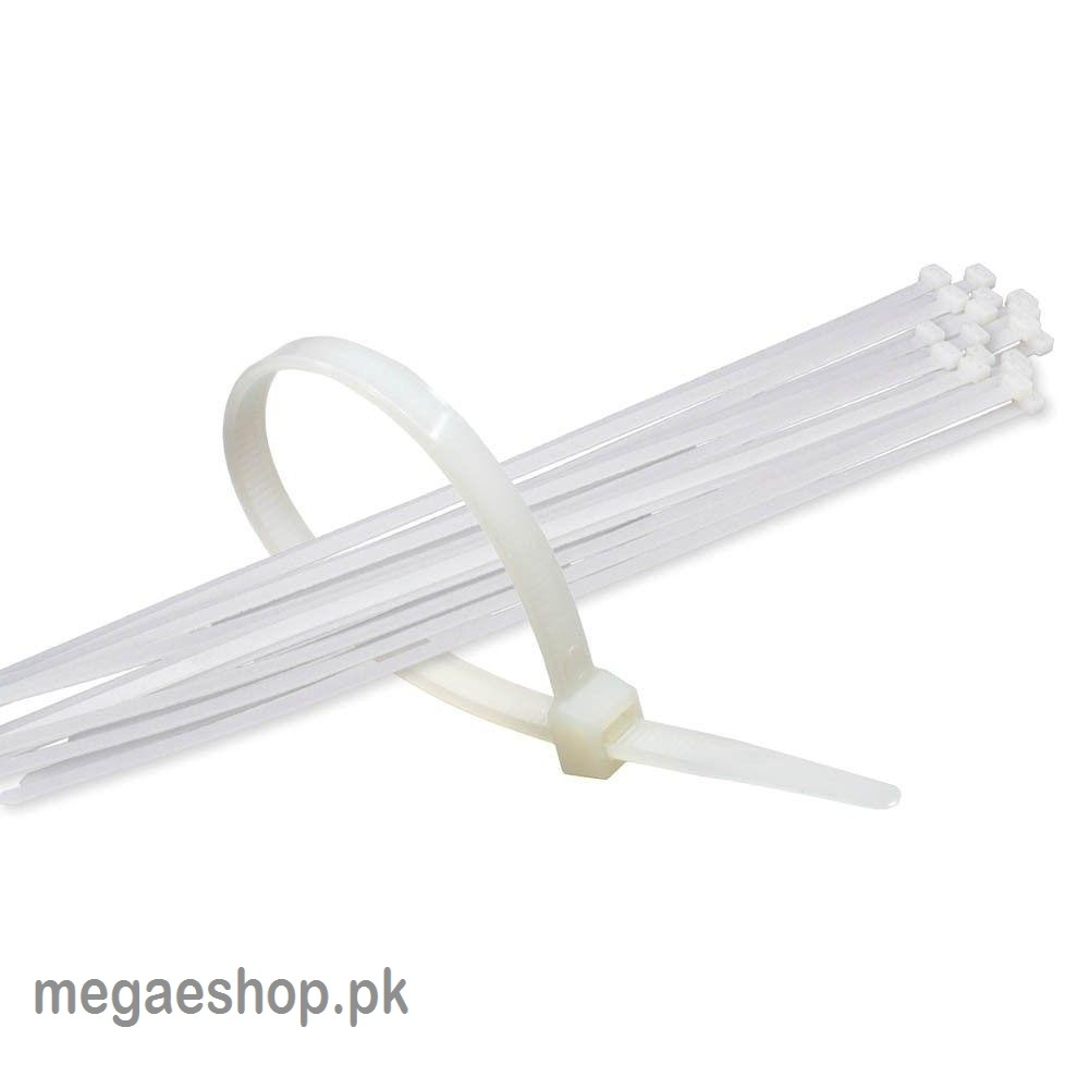 Nylon Cable Ties National Standard Zip Tie 4x200mm