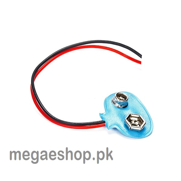 1 X 9V Battery Connector Clip