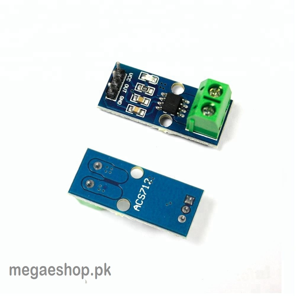 5A Range Current Sensor Module ACS712 Arduino Board 5V Measuring
