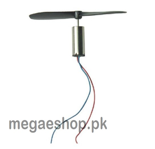 3.7-4.2V 716 7*16MM Micro DIY Helicopter Coreless DC Motor With Propeller