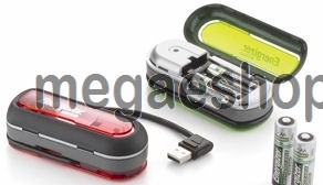 Energizer DUO USB Charger for AA/AAA battries