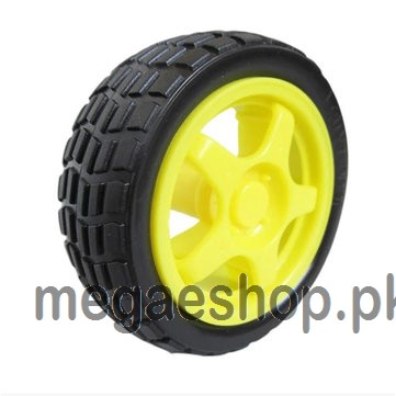 LR wheel, intelligent vehicle, robot, TT geared motor wheels, chassis wheels drift