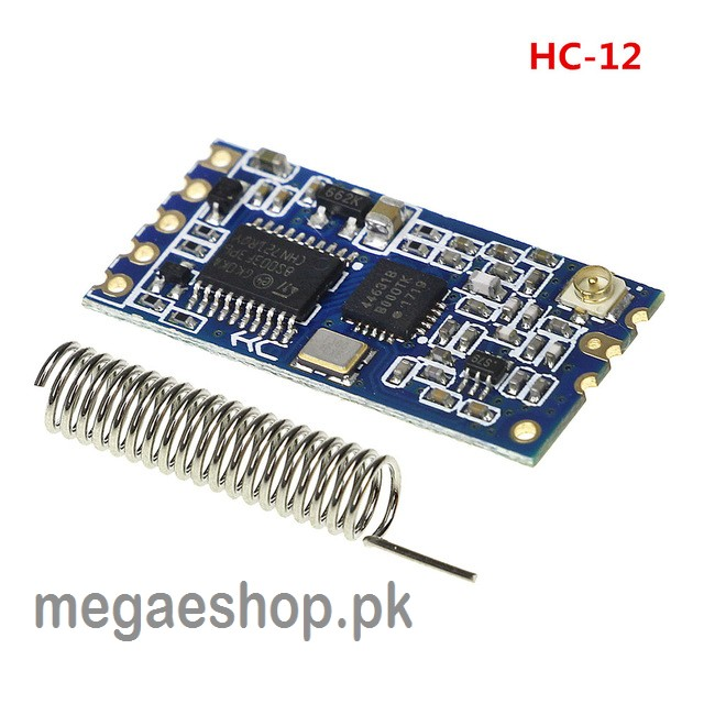 HC-12 SI4463 433Mhz Wireless Serial Port Module 1000m