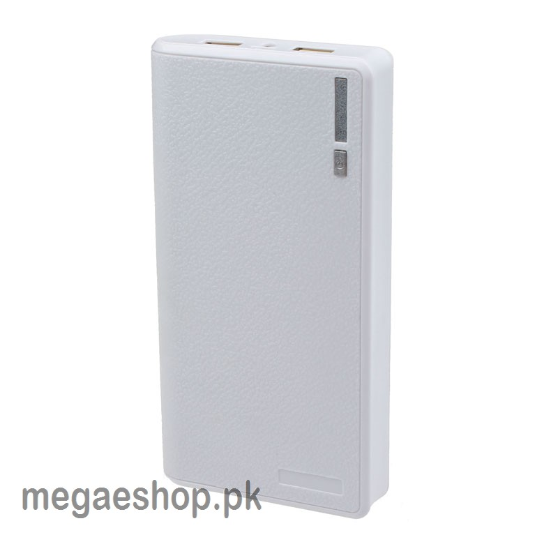 USB 5V 2A 18650 Power Bank 6x  Battery Box Charger