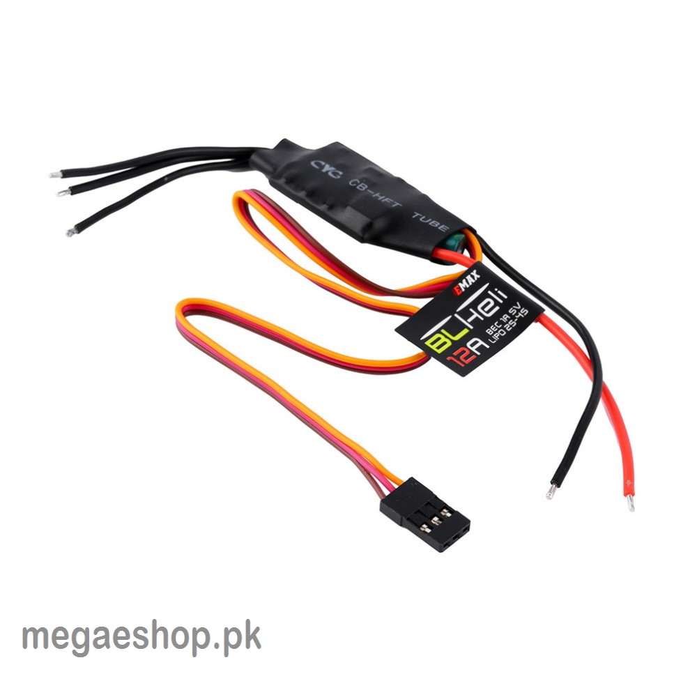 Emax BLHeli Series 12A ESC electronic Speed Controller with 1A 5V BEC for DIY drones FPV