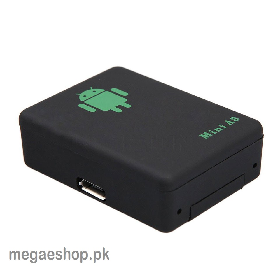 Mini A8 GPRS/GSM Tracker Locator Real Time Car Elderly Kids Pet Tracking Device