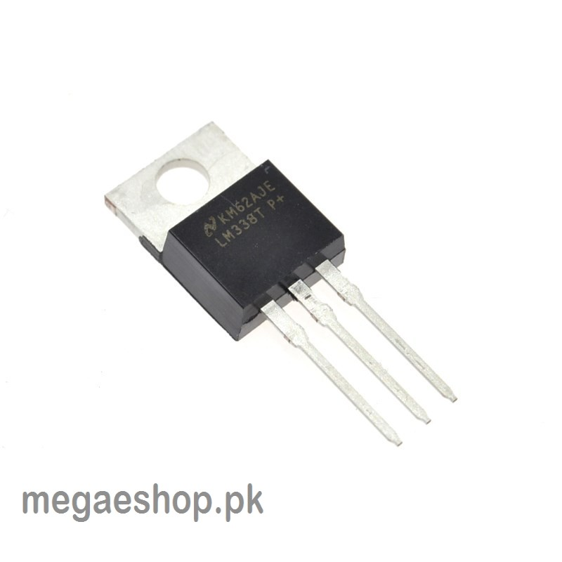 LM338T LM338 Voltage Regulator 5A 1.2V To 32V Output is short-circuit protected TO-220