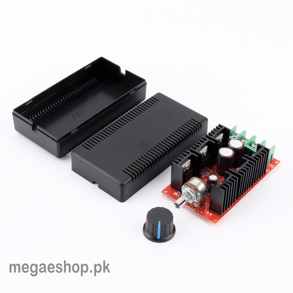 Electronic Components & Supplies 20a Universal Dc10-60v Pwm Hho Rc Motor Speed Regulator Controller Switch New A Complete Range Of Specifications Integrated Circuits