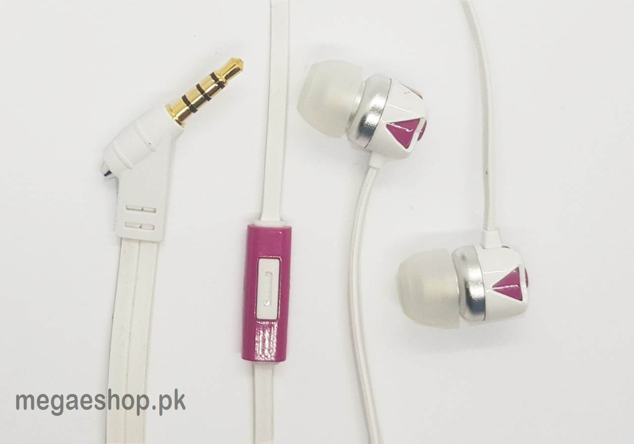 3.5mm MusicMania Earphones with volume control and Android/IOS switch
