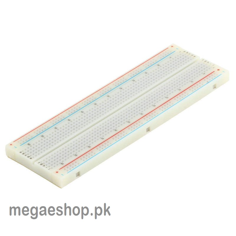 Breadboard 830 Point Solder less PCB Bread Board MB-102 MB102 Test Develop DIY
