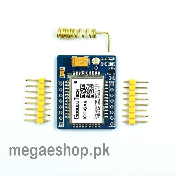 Mini A6 GPRS GSM Kit Wireless Extension Module Board