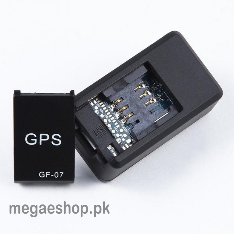 Mini GF-07 GPS long standby magnetic SOS tracking device for vehicle / car / person location locator system