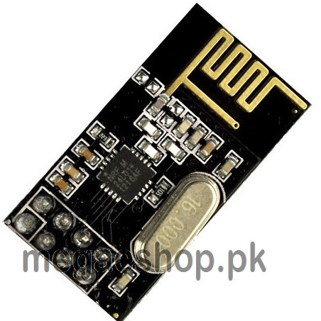 NRF24L01 (transceiver ) + wireless data transmission module 2.4G