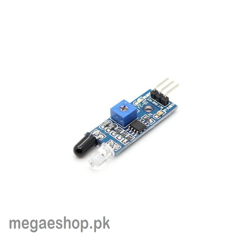 IR Infrared Obstacle Avoidance Sensor Module for Arduino Smart