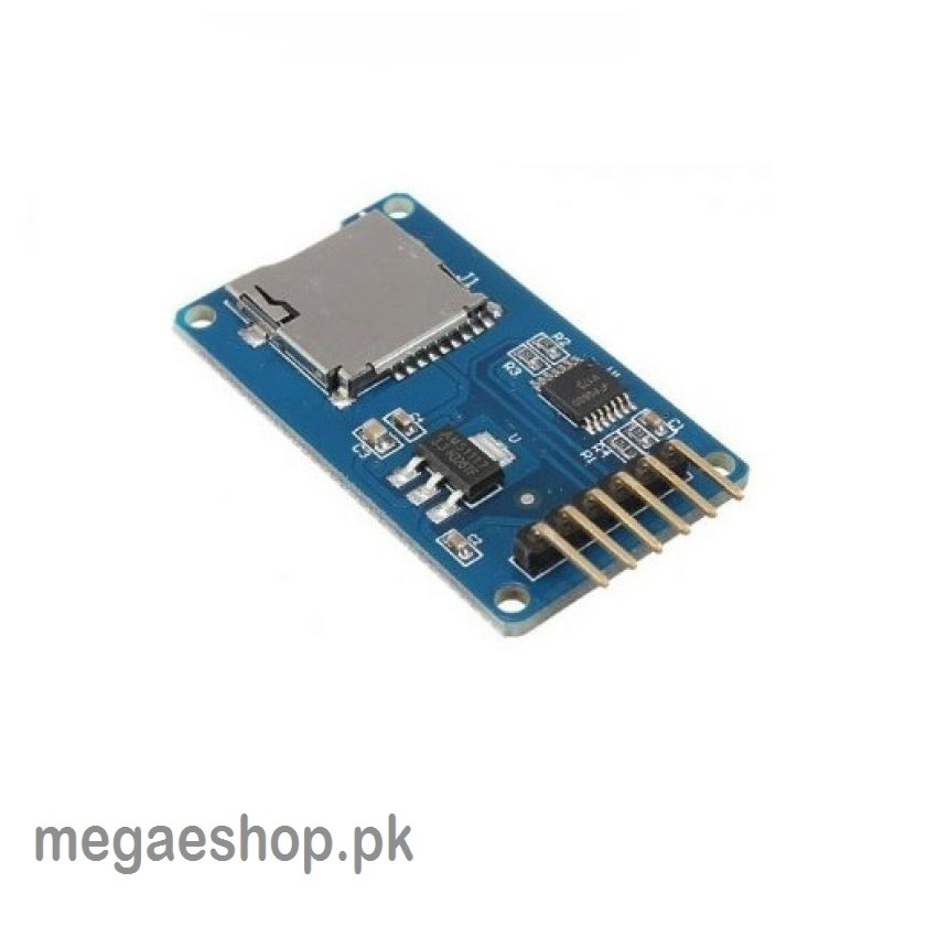 Micro SD Card Mini TF Card Reader Module Spi Interfaces Arduino