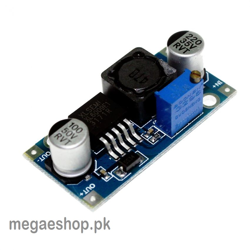 XL6009 DC-DC Booster Adjustable Super LM2577 Step-up Module