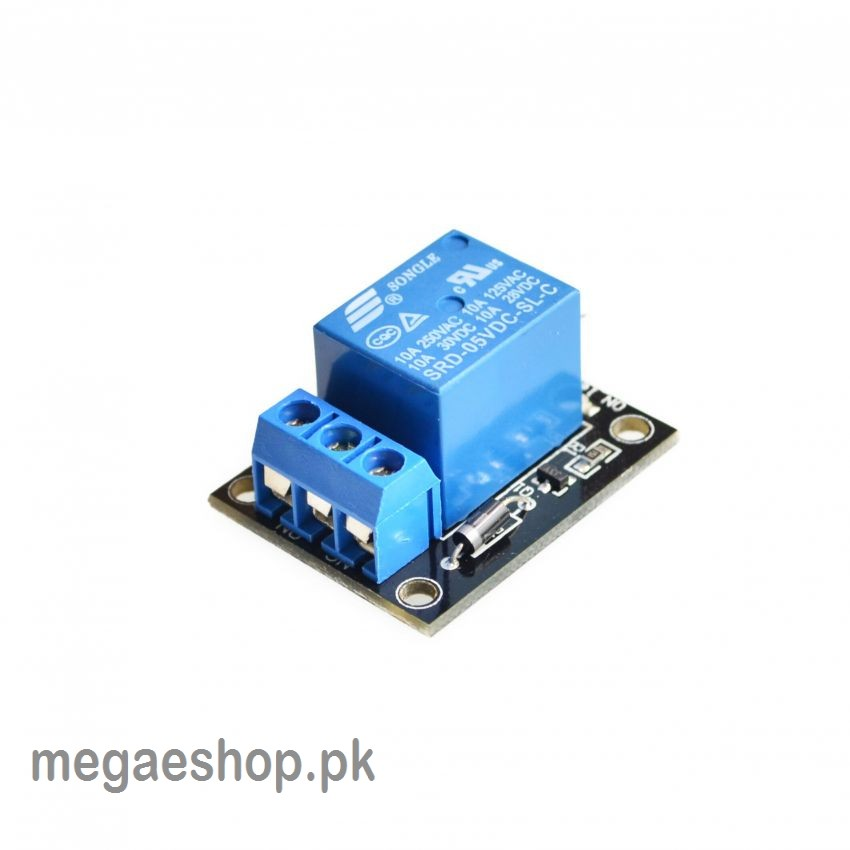 1-Channel H/L Level Triger Relay New Module for Arduino 5v