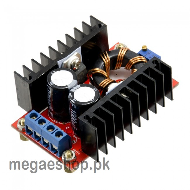 150W DC-DC Boost Converter 10V 35V 6A Step Up Voltage Charger